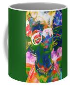 Paint Splash Pinup Art Coffee Mug