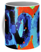 Paint What You Feel Not What You See Coffee Mug