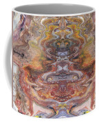Paintblot Number Six Coffee Mug