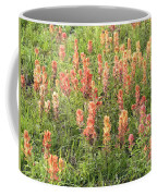 Paintbrush Beauties Coffee Mug