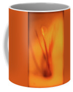 Paintbrushes In A Glass Jar Coffee Mug