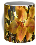 Painted Autumn Lilac Coffee Mug