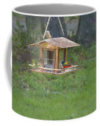 Painted Buntings Coffee Mug