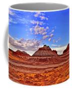 Painted Desert Colorful Mounds 003 Coffee Mug