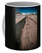 Painted Desert Road #4 Coffee Mug