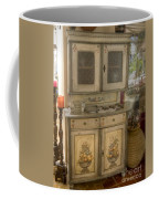 Painted Dresser Coffee Mug