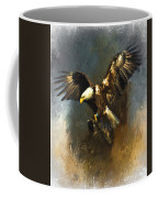 Painted Eagle Coffee Mug