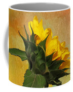 Painted Golden Beauty Coffee Mug