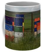 Painted Hives Coffee Mug