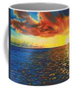 Painted Horizon Coffee Mug