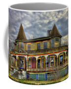 Painted House Sparta Georgia Coffee Mug
