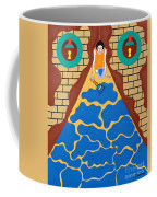 Painted Into A Corner Coffee Mug
