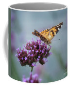 Painted Lady Coffee Mug