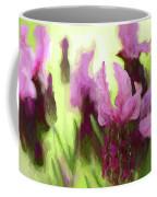 Painted Lavender By Kaye Menner Coffee Mug