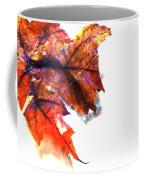 Painted Leaf Series 1 Coffee Mug