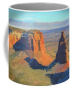 Painted Mesa Coffee Mug