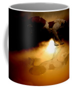 Painted Mustang Coffee Mug