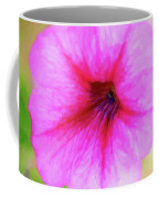 Painted Petunia 344 Coffee Mug