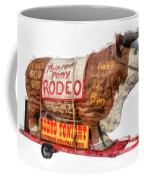 Painted Pony Rodeo Lake George Coffee Mug