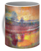 Painted Reflections Coffee Mug
