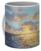 Painted Sunset Coffee Mug