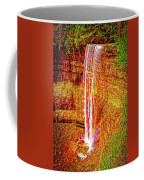 Painted Tews Falls					 Coffee Mug