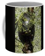 Painted Turtle Camouflague Coffee Mug