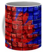 Painted Wall Coffee Mug