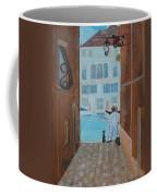 Painter In Venice Coffee Mug