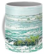 Painting Of Niagara Falls Coffee Mug