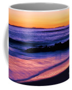 Painting The Ocean Coffee Mug