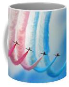 painting the Rainbow Coffee Mug