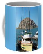 Painting The Trudy S Morro Bay Coffee Mug