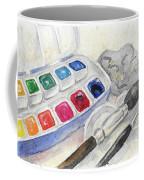 Paints Coffee Mug