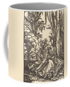 Pair Of Lovers In A Landscape Coffee Mug