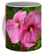 Paired In Pink Coffee Mug