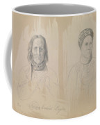 Pal Knutsen Enderud, Uvdal And Woman Coffee Mug