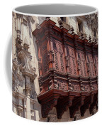 Palace Balcony Coffee Mug