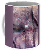 Palatki Site Pictographs Coffee Mug