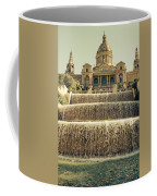 Palau Nacional Barcelona Coffee Mug