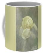 Pale Misty Iris Coffee Mug