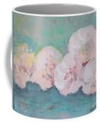 Pale Pink Peonies Coffee Mug