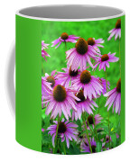 Pale Purple Coneflowers Coffee Mug