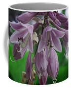 Pale Purple Starbursts Coffee Mug
