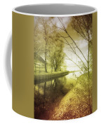Pale Reflections Of Life Coffee Mug