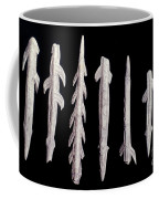 Paleolithic Harpoons Coffee Mug