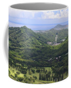 Pali Across Coffee Mug