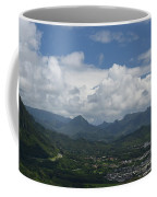 Pali Overlook Coffee Mug