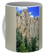Palisades - Cimarron Canyon State Park - New Mexico Coffee Mug