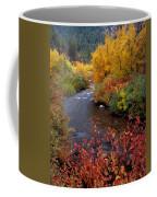 Palisades Creek Canyon Autumn Coffee Mug